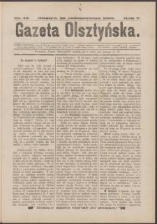 Gazeta Olsztyńska, 1890, nr 48