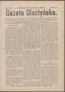Gazeta Olsztyńska, 1890, nr 56