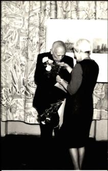 Artyści mrągowscy. Jadwiga Miszewska i Tadeusz Borowski. [1]