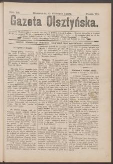 Gazeta Olsztyńska, 1891, nr 12