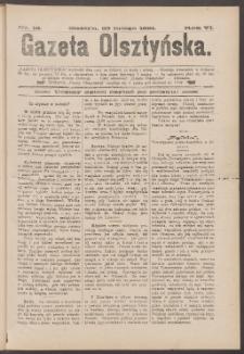 Gazeta Olsztyńska, 1891, nr 16