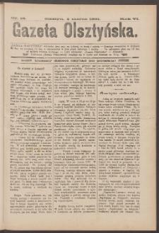 Gazeta Olsztyńska, 1891, nr 18