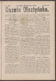Gazeta Olsztyńska, 1891, nr 23