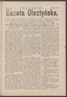 Gazeta Olsztyńska, 1891, nr 35