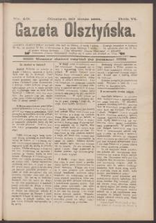 Gazeta Olsztyńska, 1891, nr 40