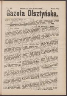 Gazeta Olsztyńska, 1891, nr 41