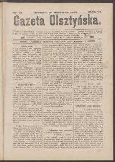 Gazeta Olsztyńska, 1891, nr 51