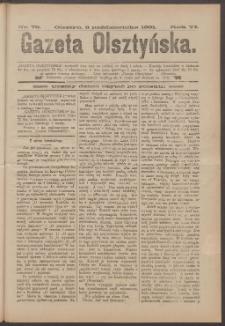 Gazeta Olsztyńska, 1891, nr 79