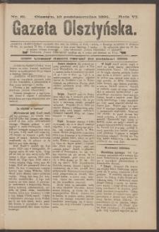Gazeta Olsztyńska, 1891, nr 81