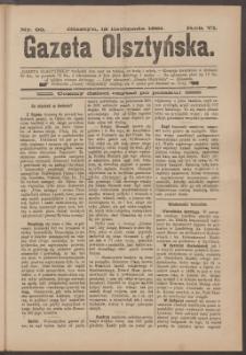 Gazeta Olsztyńska, 1891, nr 92