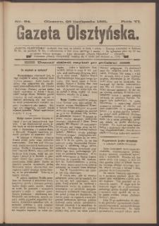 Gazeta Olsztyńska, 1891, nr 94