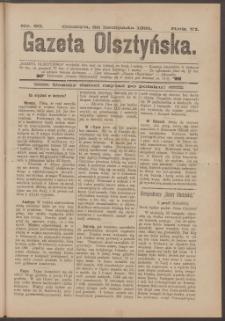 Gazeta Olsztyńska, 1891, nr 95