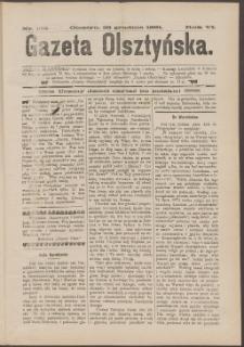 Gazeta Olsztyńska, 1891, nr 102