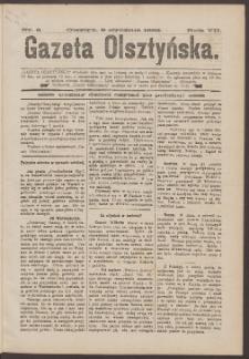 Gazeta Olsztyńska, 1892, nr 3