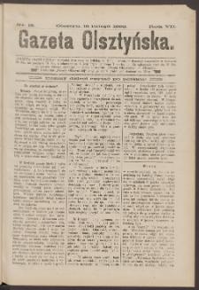 Gazeta Olsztyńska, 1892, nr 13