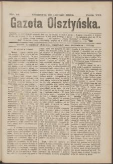 Gazeta Olsztyńska, 1892, nr 16