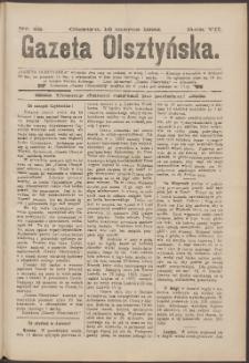 Gazeta Olsztyńska, 1892, nr 22