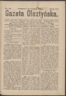 Gazeta Olsztyńska, 1892, nr 23