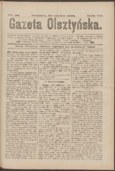 Gazeta Olsztyńska, 1892, nr 26