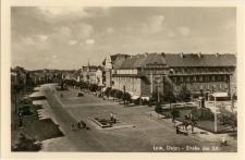 Lyck, Ostpr. - Straße der SA.