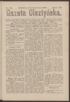 Gazeta Olsztyńska, 1892, nr 32