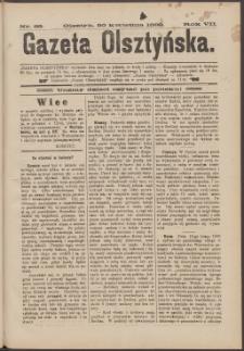 Gazeta Olsztyńska, 1892, nr 35