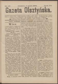 Gazeta Olsztyńska, 1892, nr 37
