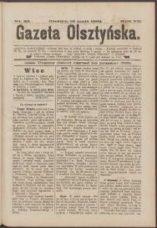 Gazeta Olsztyńska, 1892, nr 40