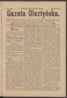 Gazeta Olsztyńska, 1892, nr 42