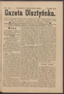 Gazeta Olsztyńska, 1892, nr 44