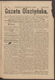 Gazeta Olsztyńska, 1892, nr 45