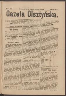 Gazeta Olsztyńska, 1892, nr 46