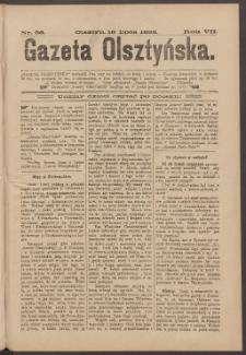 Gazeta Olsztyńska, 1892, nr 56