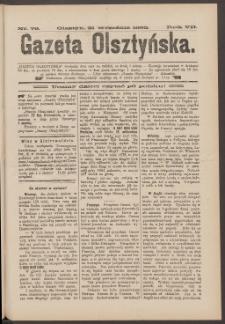Gazeta Olsztyńska, 1892, nr 76