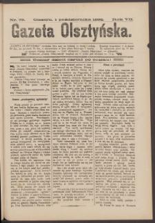 Gazeta Olsztyńska, 1892, nr 79