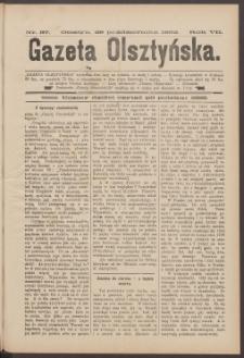 Gazeta Olsztyńska, 1892, nr 87