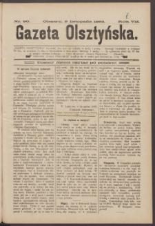Gazeta Olsztyńska, 1892, nr 90