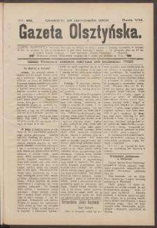Gazeta Olsztyńska, 1892, nr 93