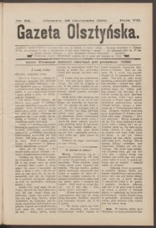 Gazeta Olsztyńska, 1892, nr 94