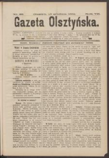 Gazeta Olsztyńska, 1892, nr 99