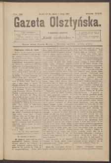 Gazeta Olsztyńska, 1893, nr 12