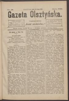 Gazeta Olsztyńska, 1893, nr 15