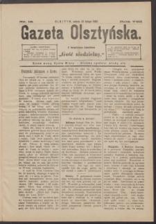 Gazeta Olsztyńska, 1893, nr 16