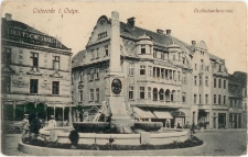 Osterode i. Ostpr. - Dreikaiserbrunnen