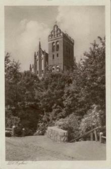 Deutsch Eylau. Ordenskirche