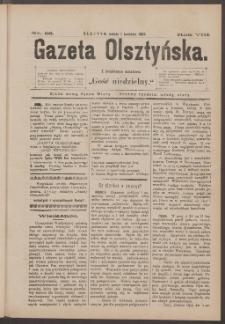 Gazeta Olsztyńska, 1893, nr 26