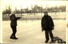 Jezioro Czos zimą. [3]