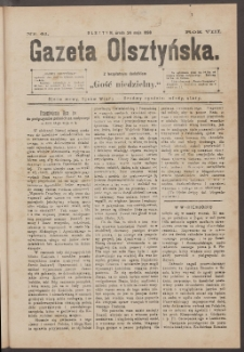 Gazeta Olsztyńska, 1893, nr 41