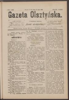 Gazeta Olsztyńska, 1893, nr 42