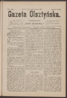 Gazeta Olsztyńska, 1893, nr 44